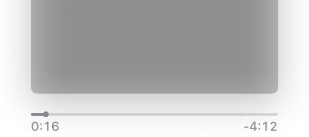 구관이 명관 – iOS10의 엉터리 음악앱 인터페이스