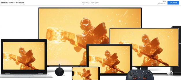 게임 산업의 패러다임 변화 – 고성능 하드웨어 없이 게임을 즐기는 게임 스트리밍 구글 스태디아